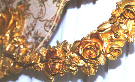 24 K Antiqued Genuine Gold Leaf